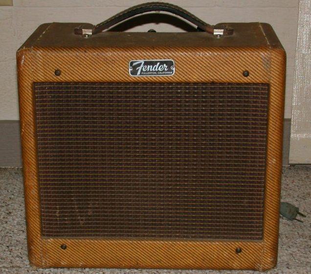 Vintage fender amp pictures