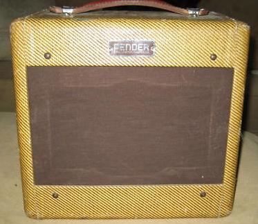 Tweed Fender Champ C 9055 Front