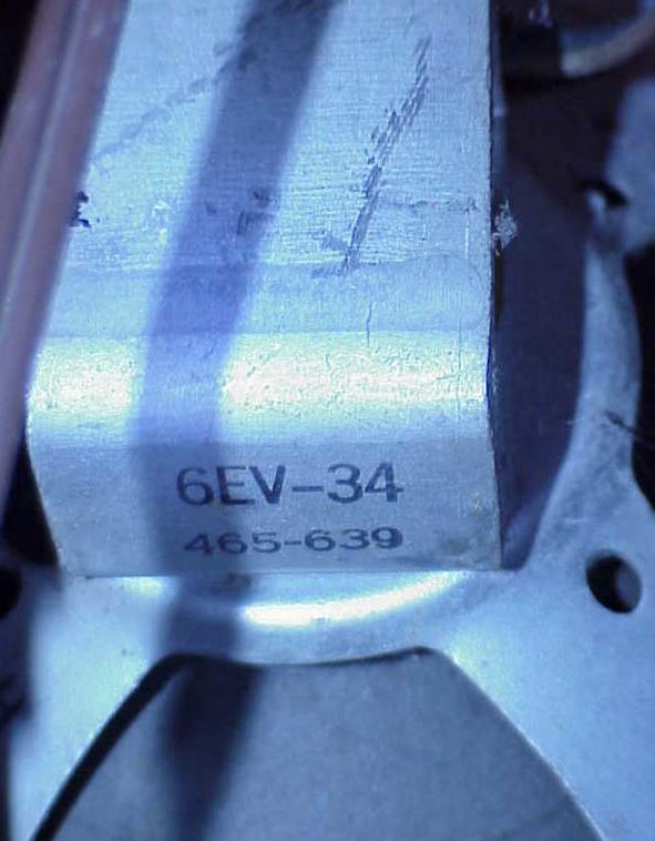 Tweed Fender Champ C 03323 Speaker